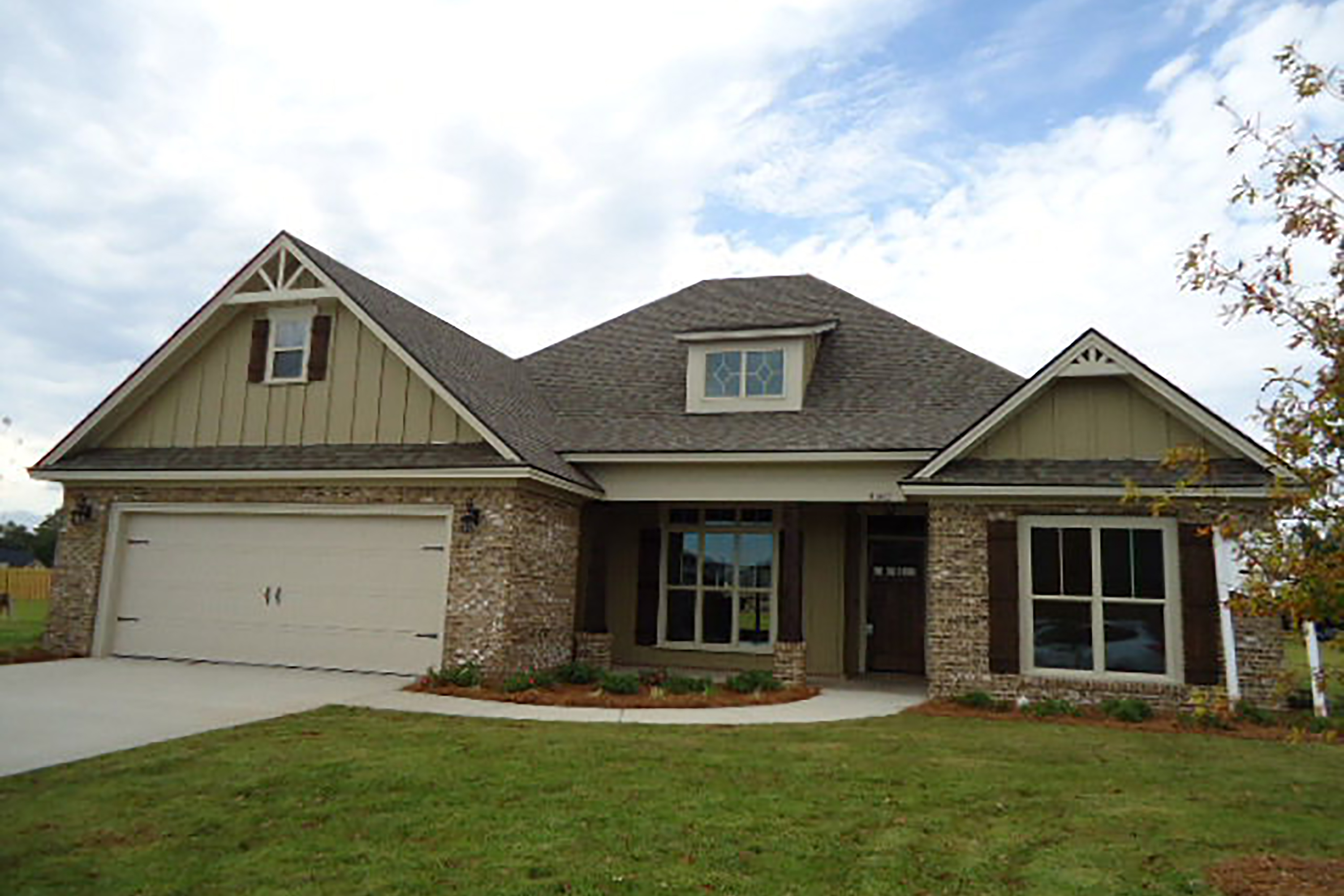 Residential firm foundation custom construction llc for Custom home builders valdosta ga
